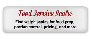 Food Service Scales